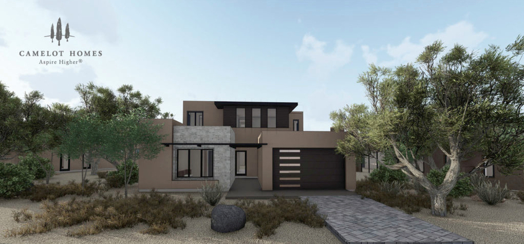 Desert Mountain CAMELOT HOMES