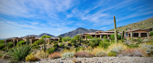 Desert Mountain Arizona Homes