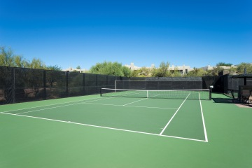 Tennis Courts at Desert Mountain