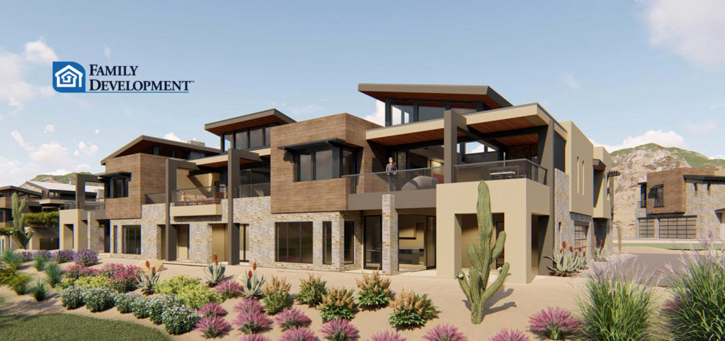 Desert Mountain FAMILY DEVELOPMENT HOMES
