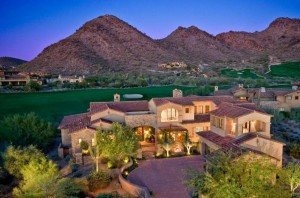 Desert Mountain Golf Home