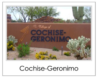 Cochise-Geronimo Homes For Sale in Desert Mountain Scottsdale AZ