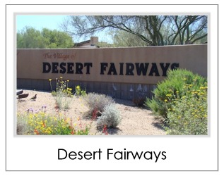 Desert Fairways Homes For Sale in Desert Mountain Scottsdale AZ