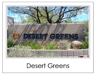 Desert Greens Homes For Sale in Desert Mountain Scottsdale AZ