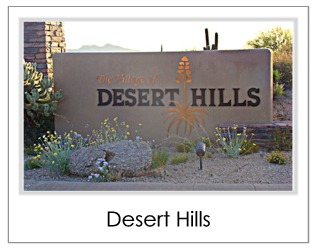 Desert Hills Homes For Sale in Desert Mountain Scottsdale AZ