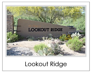 Lookout Ridge Homes For Sale in Desert Mountain Scottsdale AZ