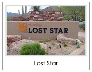 Lost Star Homes For Sale in Desert Mountain Scottsdale AZ