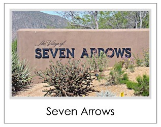 Seven Arrows Homes For Sale in Desert Mountain Scottsdale AZ