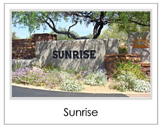 Sunrise Homes For Sale in Desert Mountain Scottsdale AZ