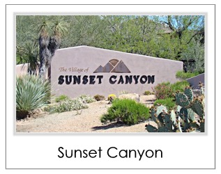 Sunset Canyon Homes For Sale in Desert Mountain Scottsdale AZ