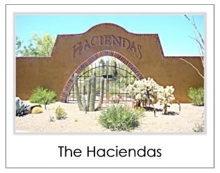 The Haciendas Homes For Sale in Desert Mountain Scottsdale AZ