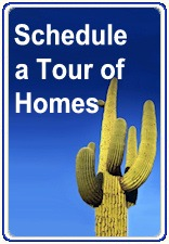 Schedule a Tour of Desert Mountain Homes