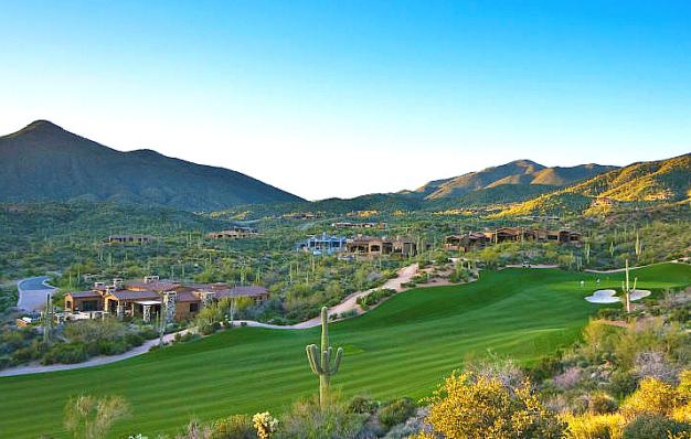 Desert Mountain Golf Community located in Scottsdale, AZ 85262
