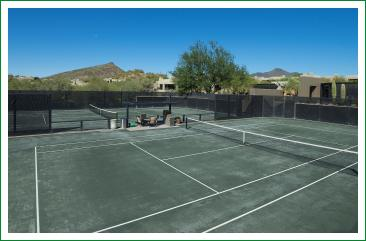 Tennis Clay Courts
