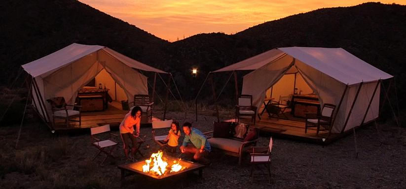 The Ranch at Desert Mountain - Tents