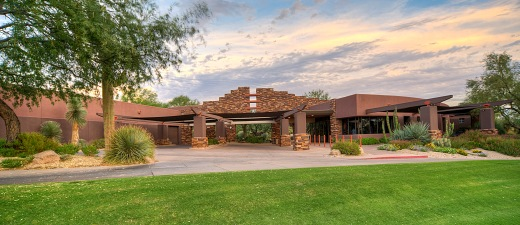 Desert Mountain Renegade Golf Course Clubhouse