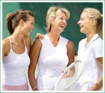 Tennis League Ladies