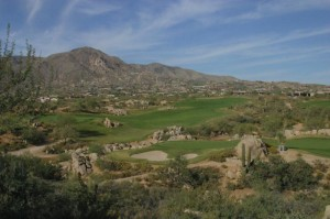 golf homes Desert Mountain Scottsdale