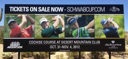 Schwab Cup 2012 Scottsdale