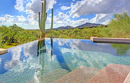 Desert Mountain Homes with Pools