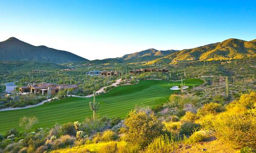 Golf Tournaments at Desert Mountain
