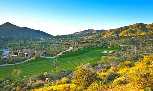 Chiricahua Golf Course Renovation