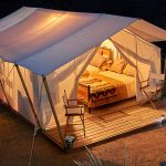 Luxury Camping in Desert Mountain Starts March 1st