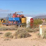 Drilling at Desert Mountain