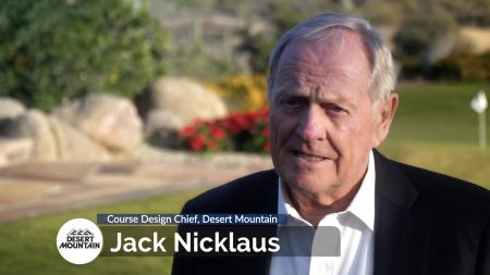 Nicklaus Desert Mountain