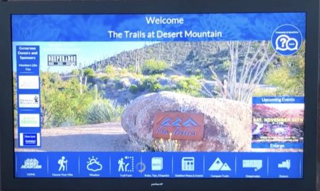 Desert Mountain Hiking Trails