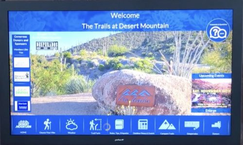 Desert Mountain Hiking Trails