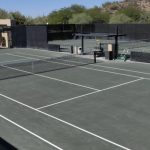 Desert Mountain Clay Tennis Courts Renovated