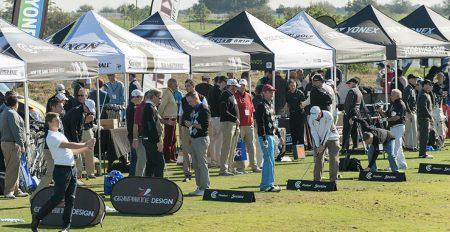 Fall Golf Demo Day Next Week