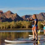 Stand Up Paddle Boarding for Members
