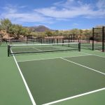 Pickleball at Desert Mountain